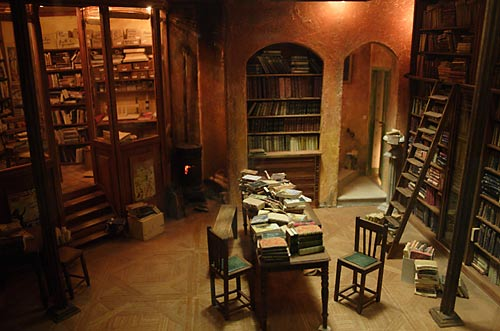 Lyon-miniatures-library