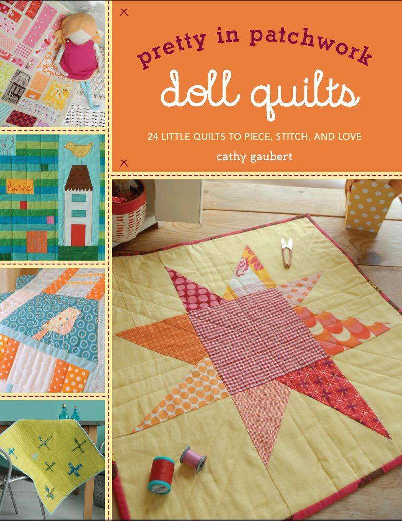 Doll Quilts Cover high res